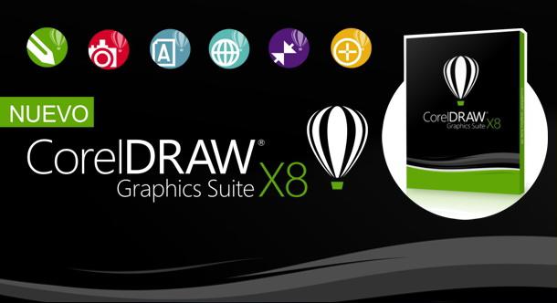 nuevo-CorelDRAW-Graphics-Suite-X8